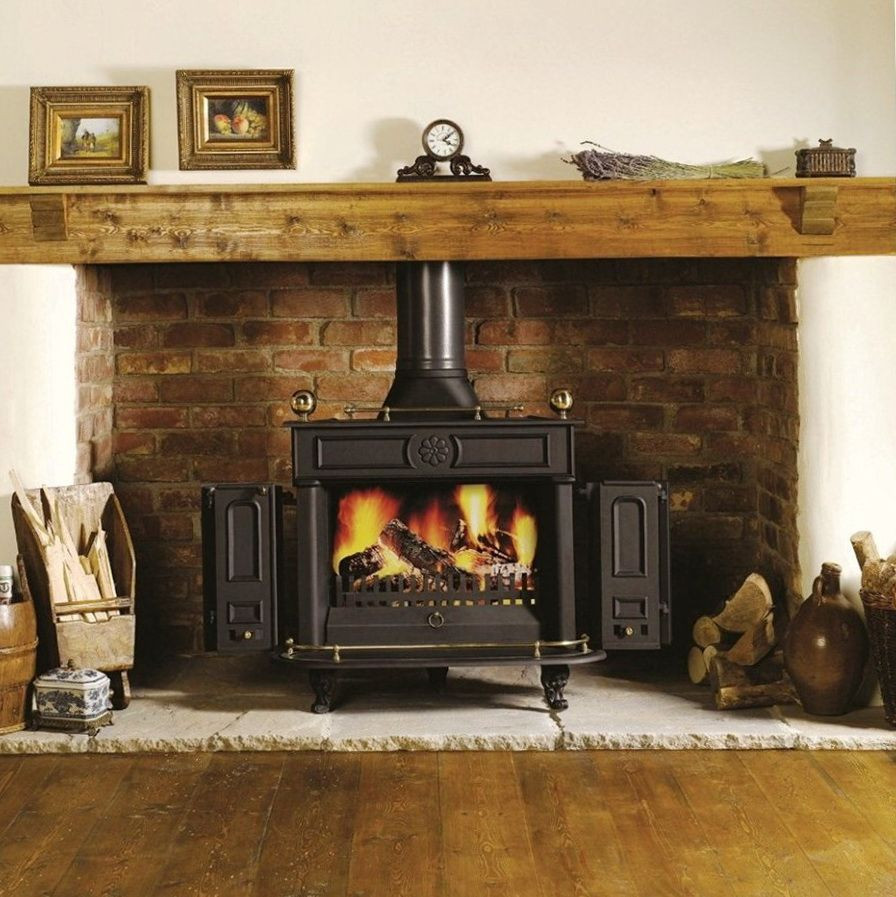 Best ideas about Wood For Fireplace . Save or Pin 27 Stunning Fireplace Tile Ideas for your Home Now.