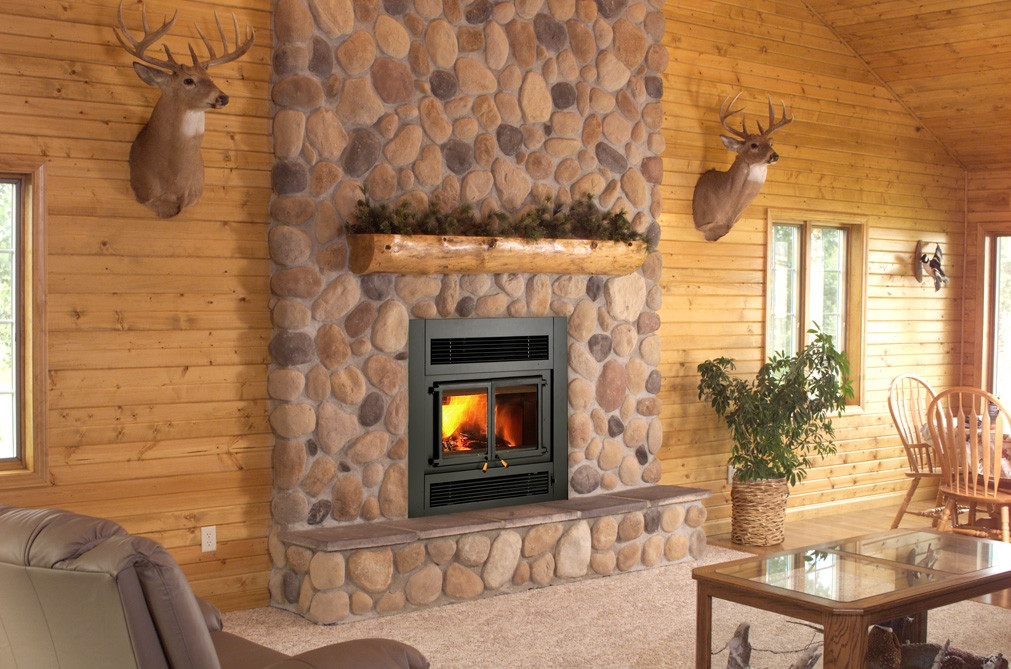 Best ideas about Wood For Fireplace . Save or Pin Indoor Wood Burning Fireplaces Now.