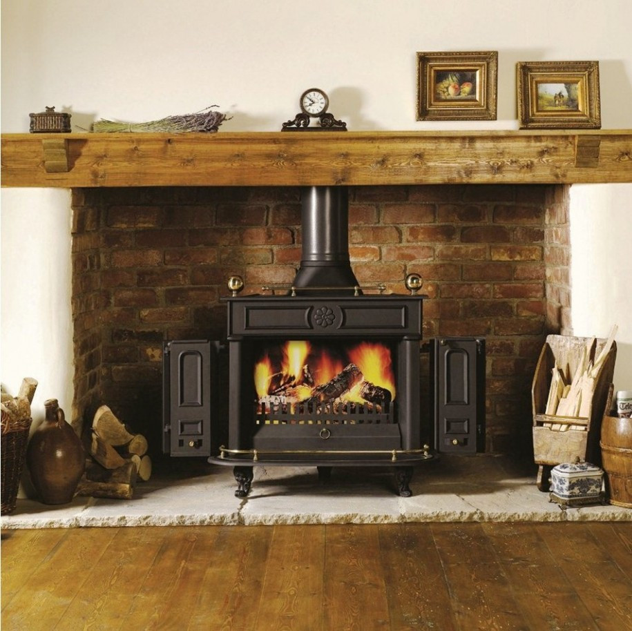 Best ideas about Wood For Fireplace . Save or Pin Ideas for the Wood Burning Fireplace Design for your Need Now.
