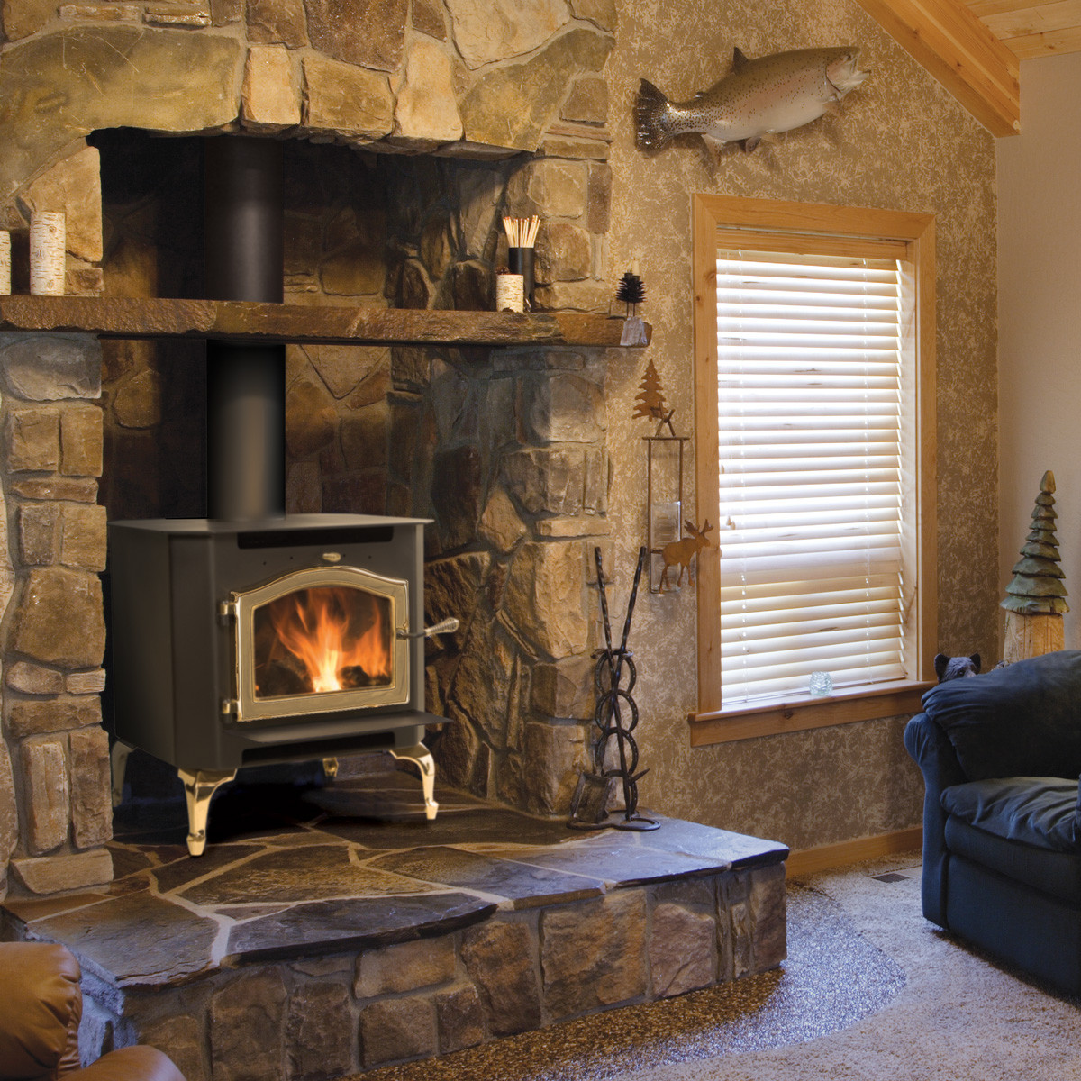 Best ideas about Wood For Fireplace . Save or Pin Sequoia Wood Stove and Fireplace from Kuma Stoves Now.