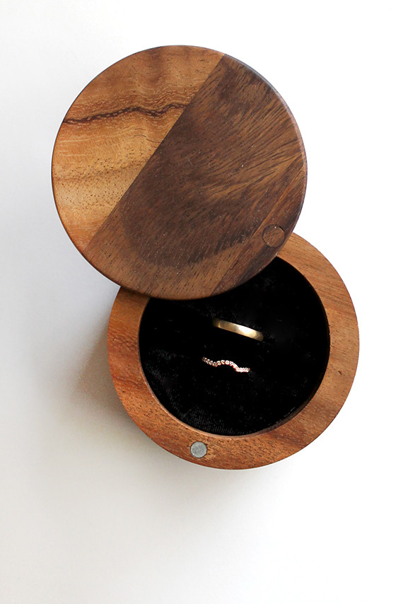 Best ideas about Wood Ring DIY . Save or Pin diy wood ring box almost makes perfect Now.