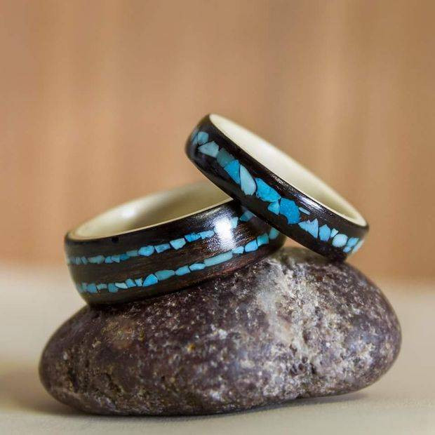 Best ideas about Wood Ring DIY . Save or Pin Bent Wood Rings Diy Now.
