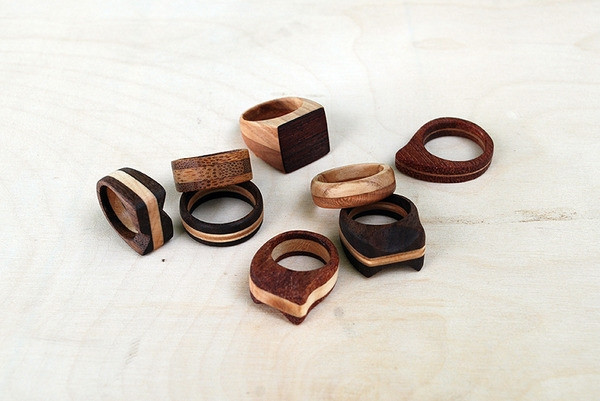 Best ideas about Wood Ring DIY . Save or Pin How to Make a Simple Wooden Ring Man Made DIY Now.