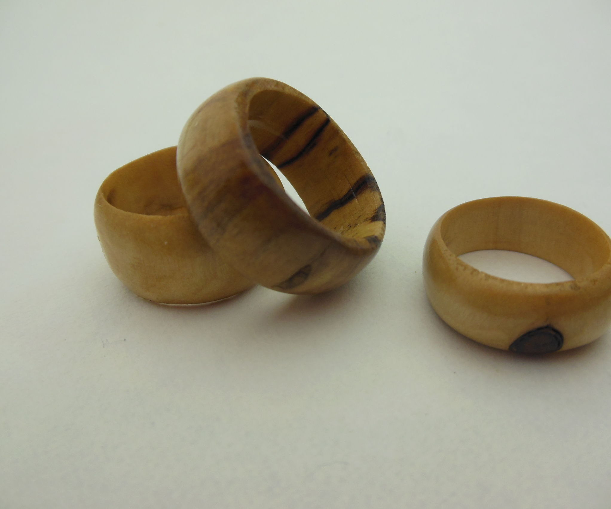 Best ideas about Wood Ring DIY . Save or Pin DIY Wooden Ring Now.