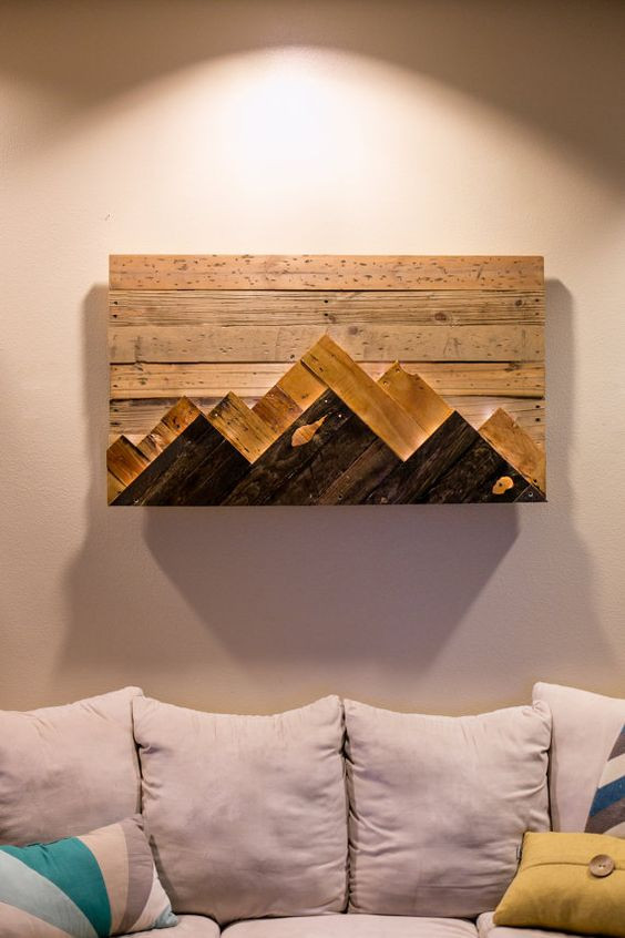 Best ideas about Wood Wall Art . Save or Pin 50 Beautiful Handcrafted Wood Wall Art The Architects Diary Now.