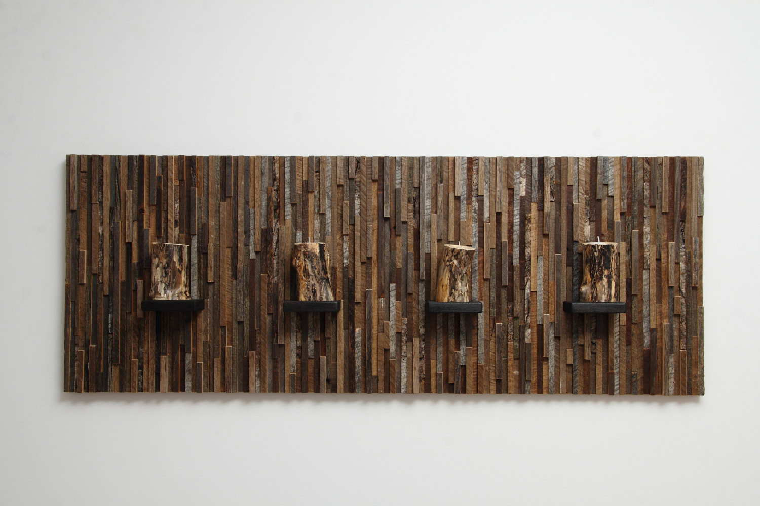 Best ideas about Wood Wall Art . Save or Pin Outstanding Reclaimed Wood Wall Art Style Motivation Now.