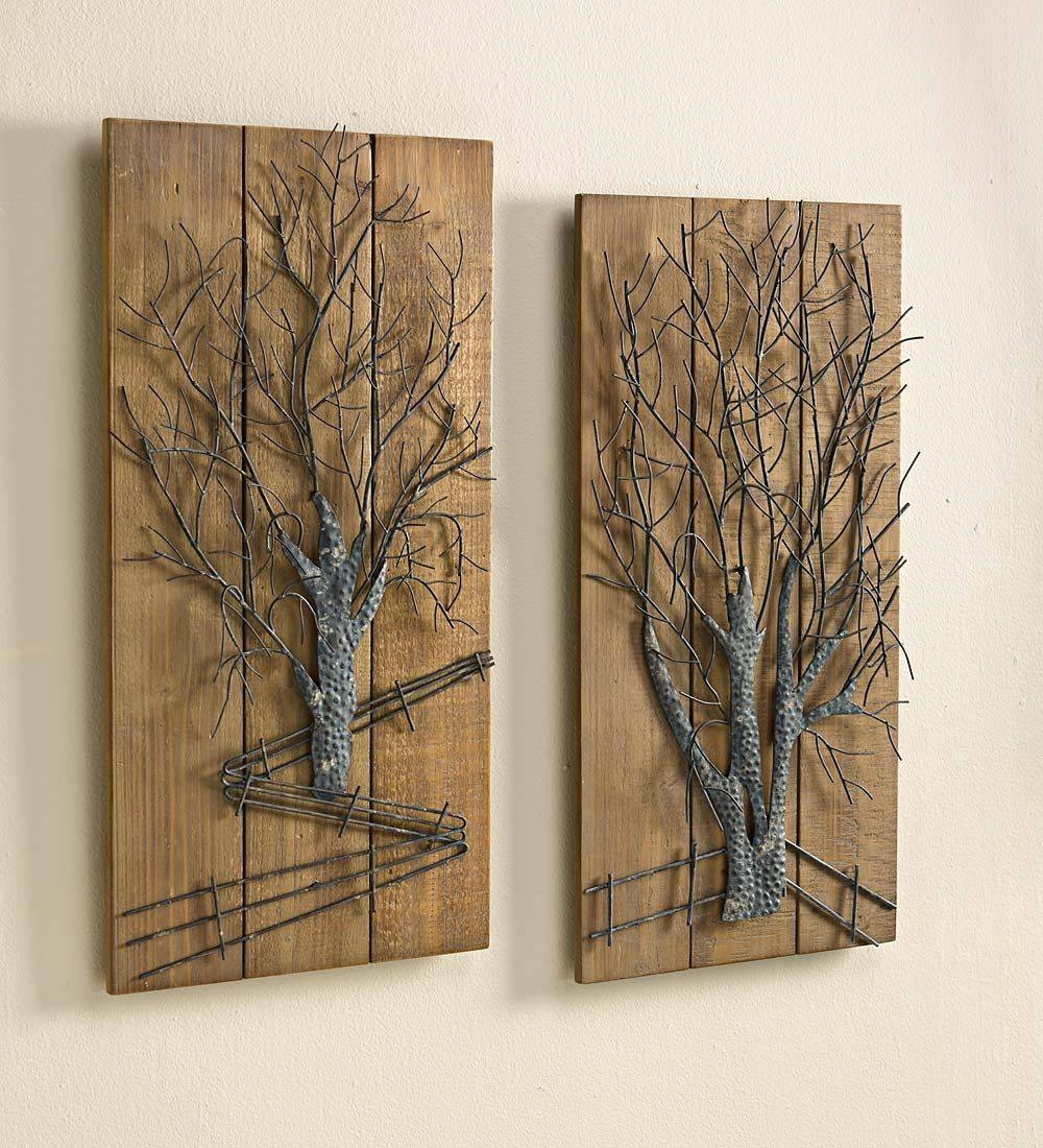 Best ideas about Wood Wall Art . Save or Pin 2018 Latest Art Deco Metal Wall Art Now.