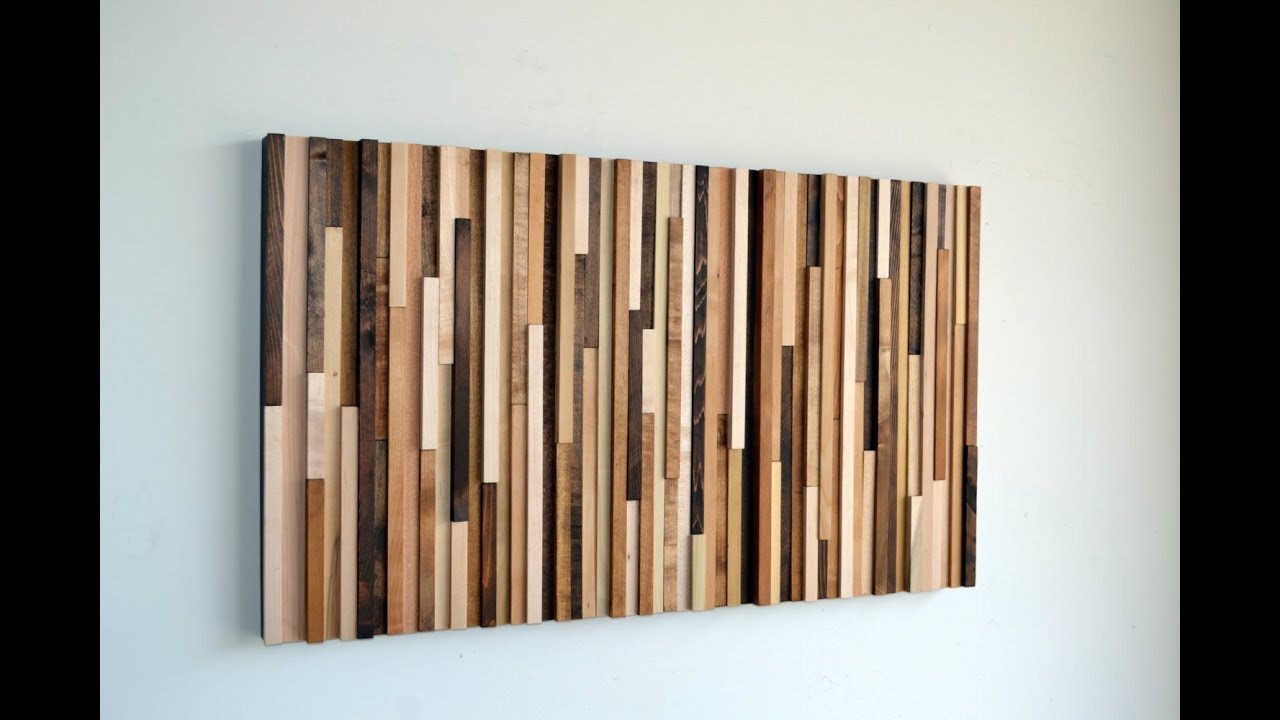 Best ideas about Wood Wall Art . Save or Pin Wood Wall Art Now.