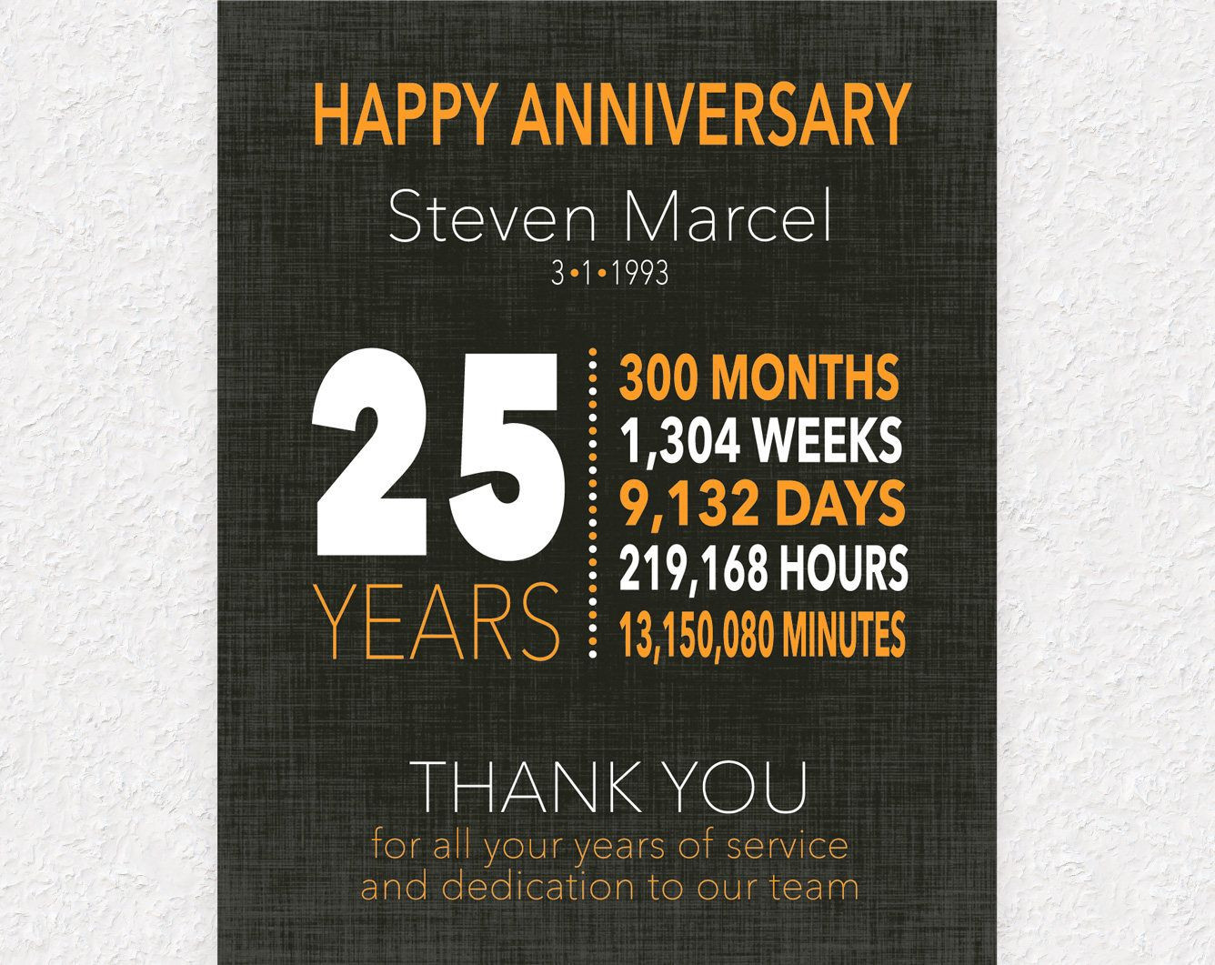 Work Anniversary Gift Ideas  Gift Ideas For Employee 10 Year Anniversary Gift Ftempo