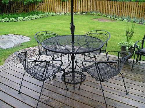 Best ideas about Wrought Iron Patio Furniture . Save or Pin Wrought Iron Patio Furniture Now.