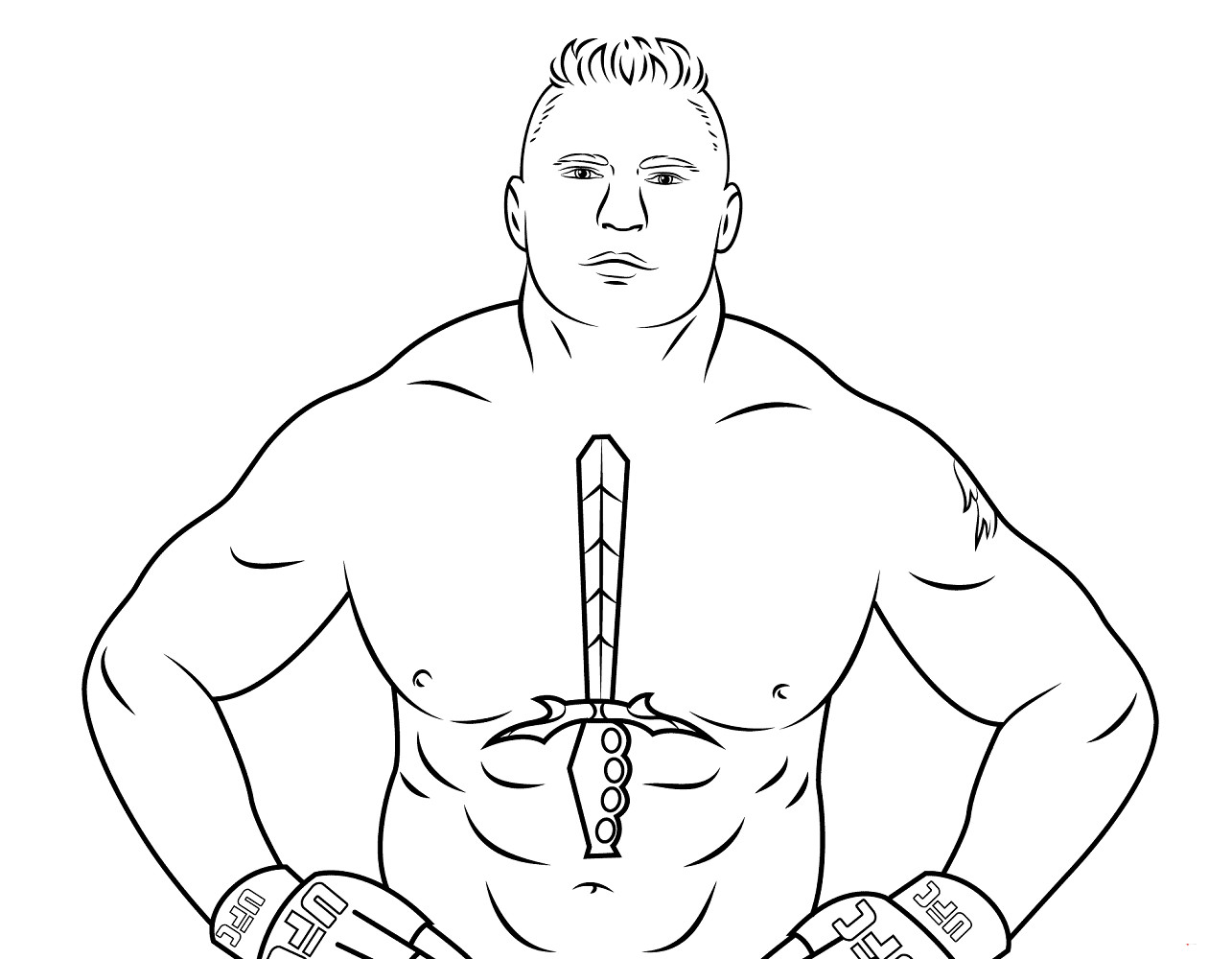 Wwe Printable Coloring Pages  Free Printable World Wrestling Entertainment WWE