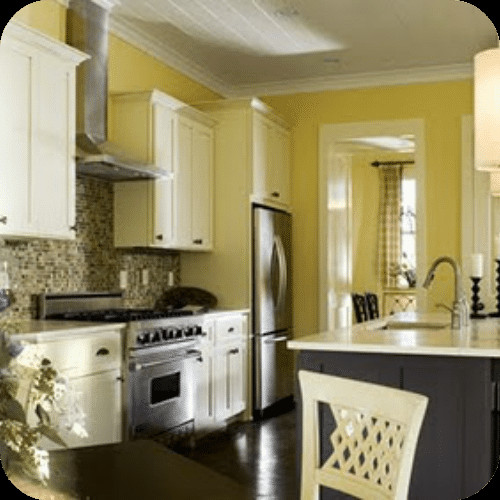 Best ideas about Yellow And Grey Kitchen Decor . Save or Pin Decorating With Yellow and Gray Now.