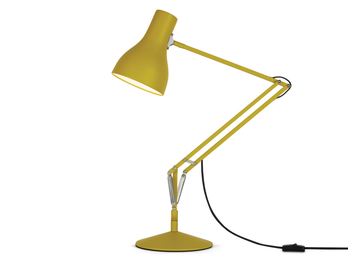Best ideas about Yellow Desk Lamp . Save or Pin Buy the Anglepoise Type 75 Desk Lamp Margaret Howell Now.