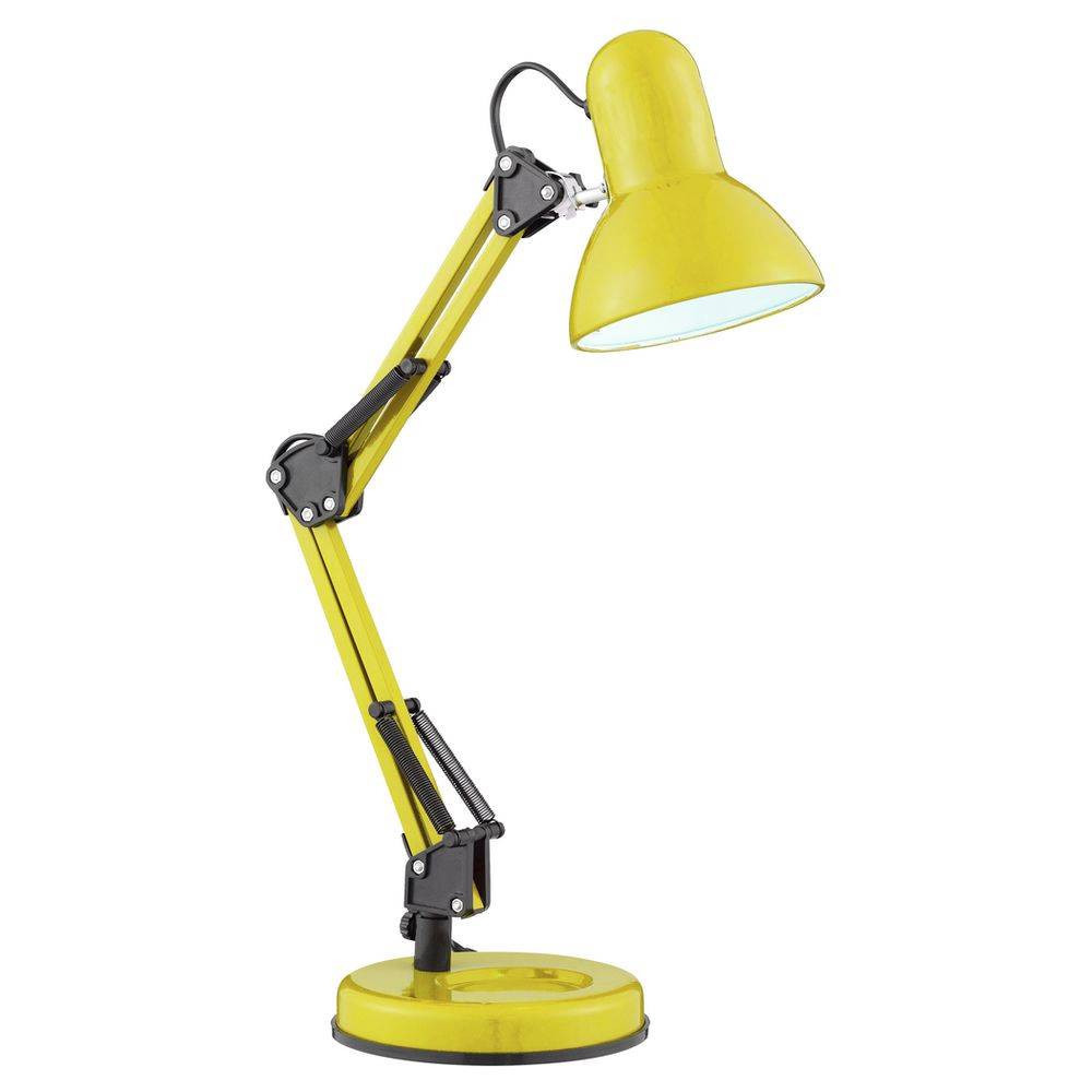 Best ideas about Yellow Desk Lamp . Save or Pin Retro Task Lamp Bright Yellow Desk Lamp Table lamp Au Now.