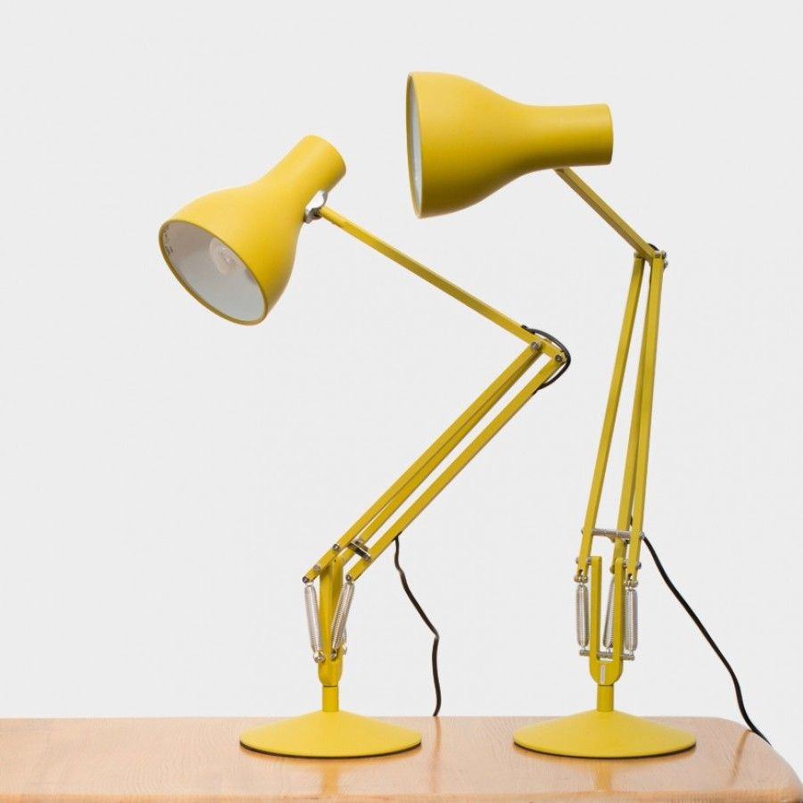 Best ideas about Yellow Desk Lamp . Save or Pin Type 75 Desk Lamp Margaret Howell Yellow Ochre Edition Now.