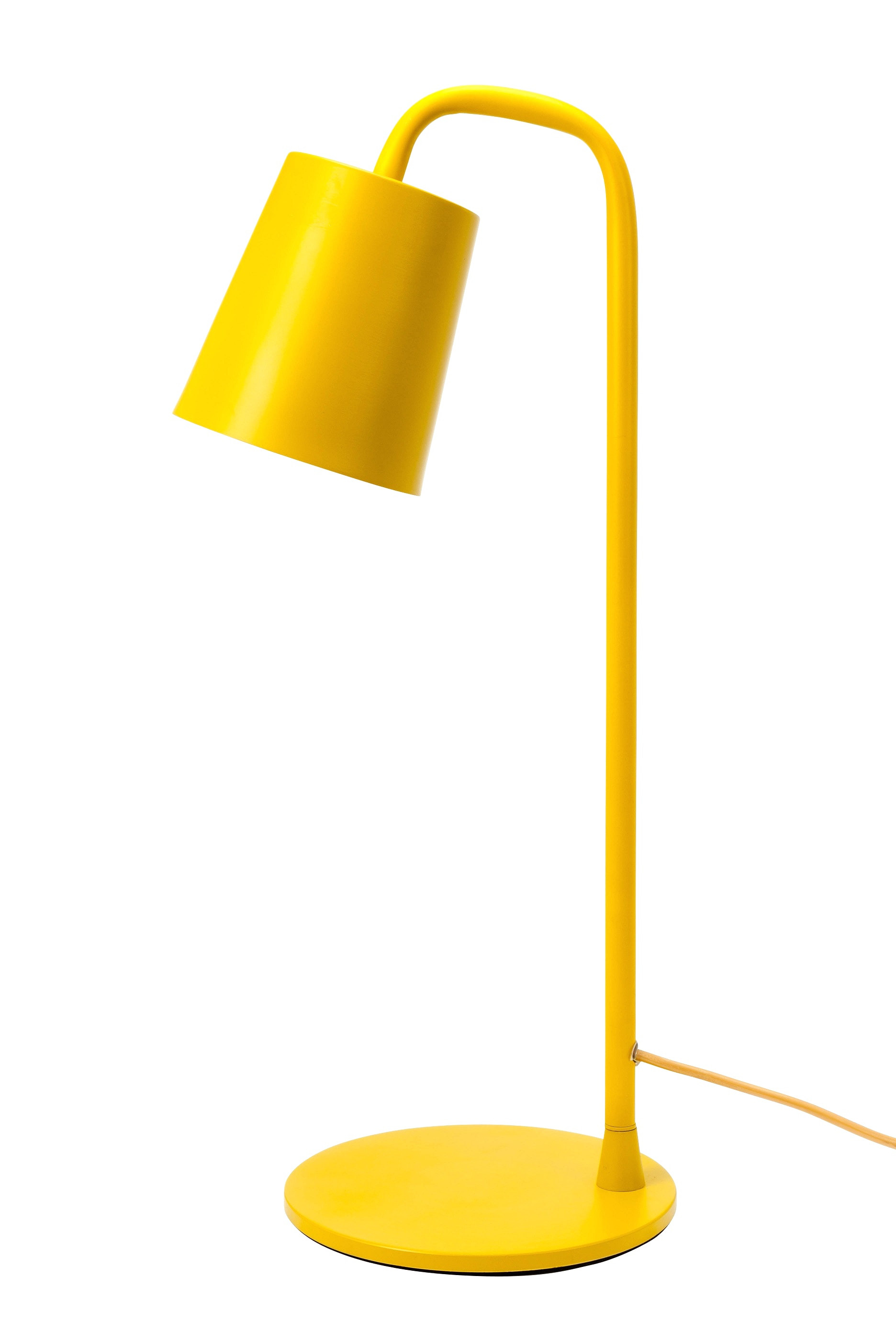 Best ideas about Yellow Desk Lamp . Save or Pin Table Lamps Yellow Table Lamps Modern Mid Century Desk Now.