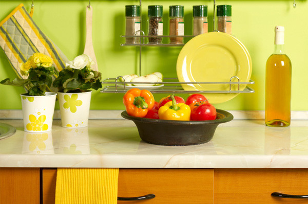 Best ideas about Yellow Kitchen Decor . Save or Pin Eclectic kitchen decor ideas Now.