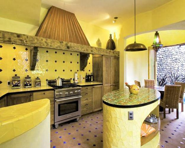 Best ideas about Yellow Kitchen Decor . Save or Pin Black and Yellow Color Schemes for Modern Kitchen Decor Now.