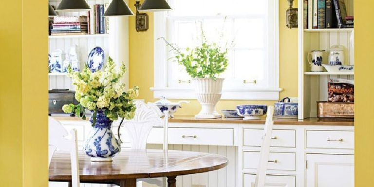 Best ideas about Yellow Kitchen Decor . Save or Pin 10 Yellow Kitchens Decor Ideas Kitchens with Yellow Walls Now.