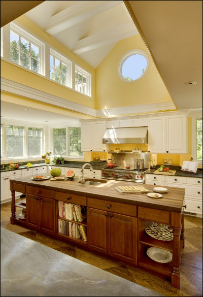 Best ideas about Yellow Kitchen Decor . Save or Pin Yellow Kitchen Ideas Room Design Ideas Now.