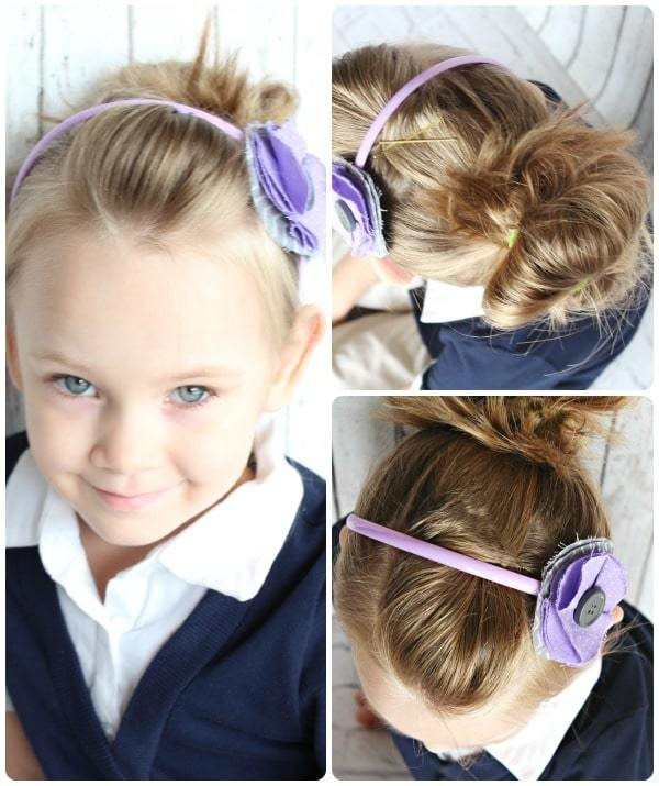Best ideas about 10 Easy Hairstyles . Save or Pin 10 Easy Hairstyles for Girls Somewhat Simple Now.