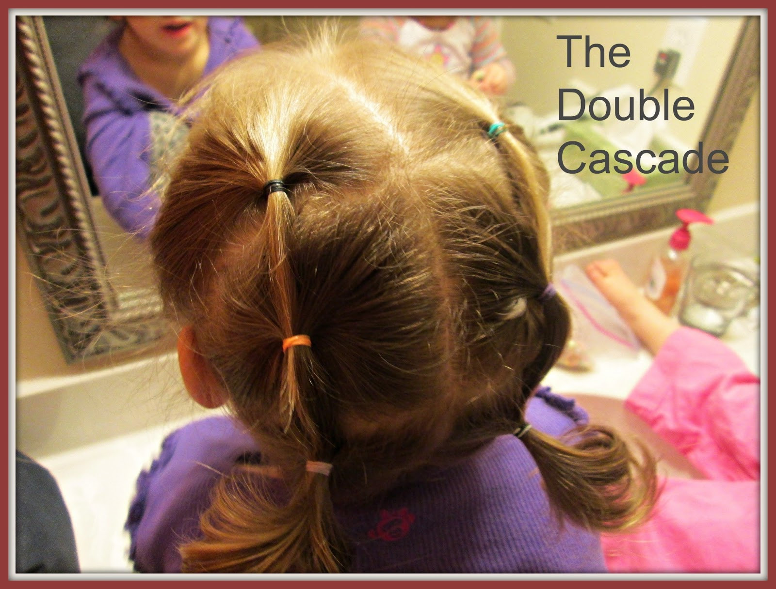 Best ideas about 10 Easy Hairstyles . Save or Pin THE REHOMESTEADERS 10 Easy Hairstyles for Little Girls Now.