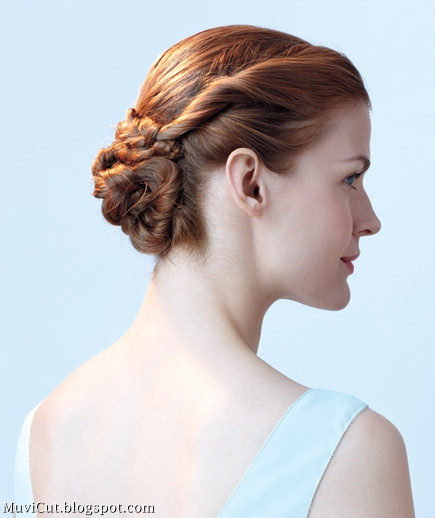 Best ideas about 10 Easy Hairstyles . Save or Pin 10 Easy Hairstyles for School MuviCut Hairstyles for Girls Now.