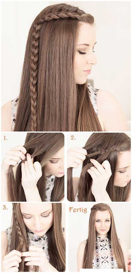 Best ideas about 10 Easy Hairstyles . Save or Pin 30 Easy Hairstyles for Women Now.
