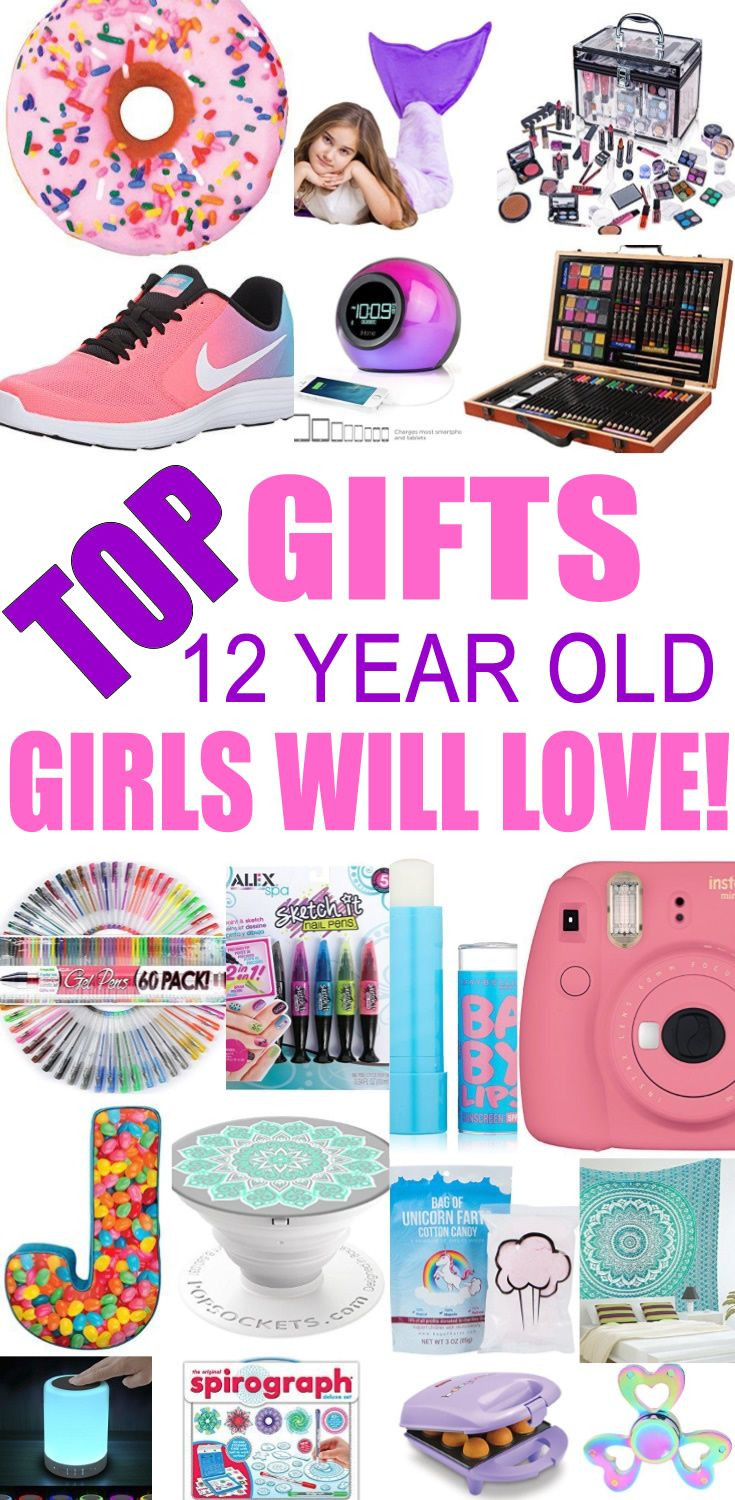 Best ideas about 12 Year Olds Birthday Ideas . Save or Pin Best Gifts For 12 Year Old Girls Now.
