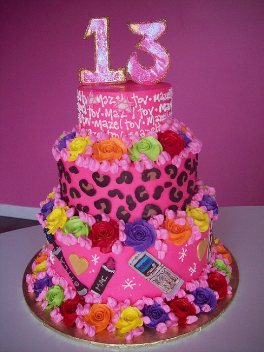Best ideas about 13 Year Old Girl Birthday Cake . Save or Pin Best Gift Ideas for 13 Year Old Girls Now.