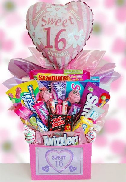 Best ideas about 16 Birthday Gift Ideas Girls . Save or Pin Sweet Sixteen Themes Now.