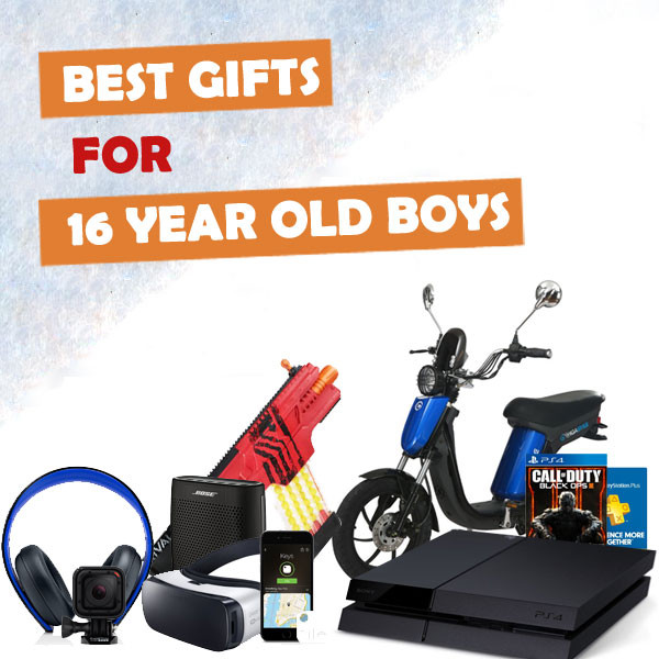 Best ideas about 16 Year Old Boys Birthday Gifts . Save or Pin Gifts for 16 Year Old Boys • Toy Buzz Now.