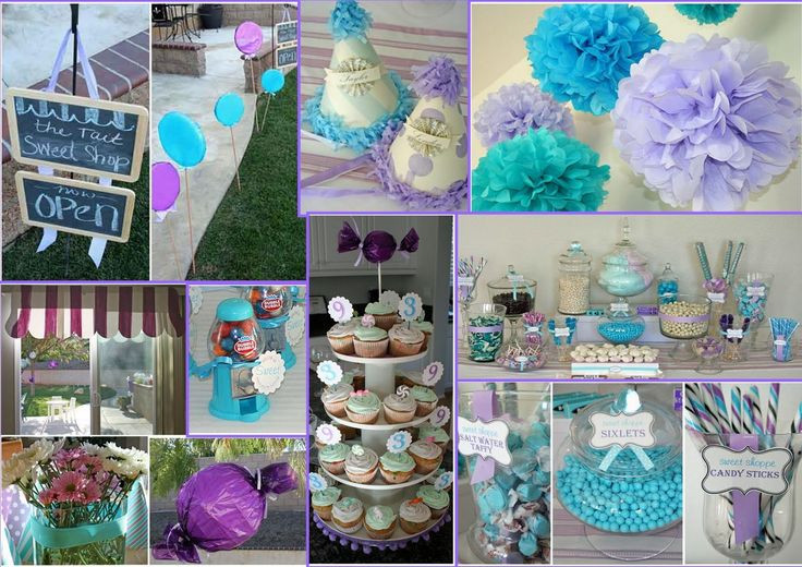 Best ideas about 16th Birthday Party Ideas Girl . Save or Pin sweet 16 birthday party ideas girls for at home Now.