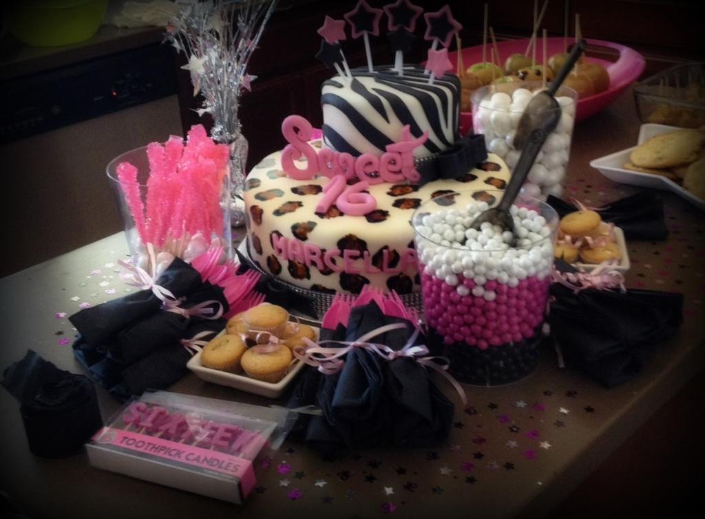 Best ideas about 16th Birthday Party Ideas Girl . Save or Pin Decoration and Themes for 16th Birthday Party Ideas Now.
