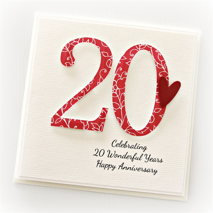 Best ideas about 20 Year Anniversary Gift Ideas . Save or Pin 20th Wedding Anniversary Gift Now.