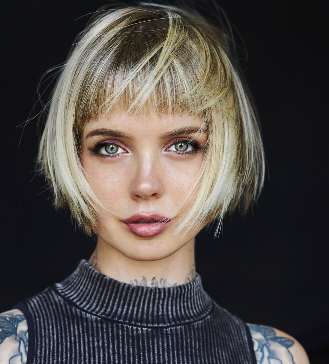 Best ideas about 2019 Female Haircuts . Save or Pin 10 Trendy Messy Bob Hairstyles and Haircuts 2019 Female Now.