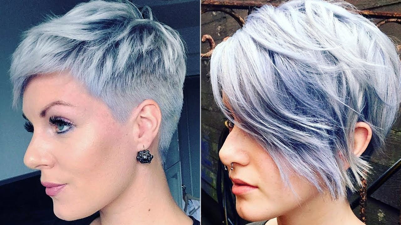 Best ideas about 2019 Female Haircuts . Save or Pin Different haircuts for women 2019 Haircut Styles and Now.