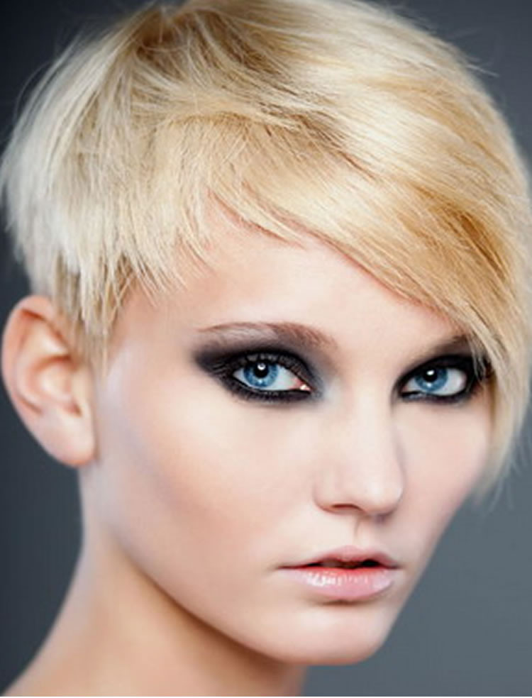Best ideas about 2019 Female Haircuts . Save or Pin Trendy Short Pixie Haircuts for Women 2018 2019 – HAIRSTYLES Now.