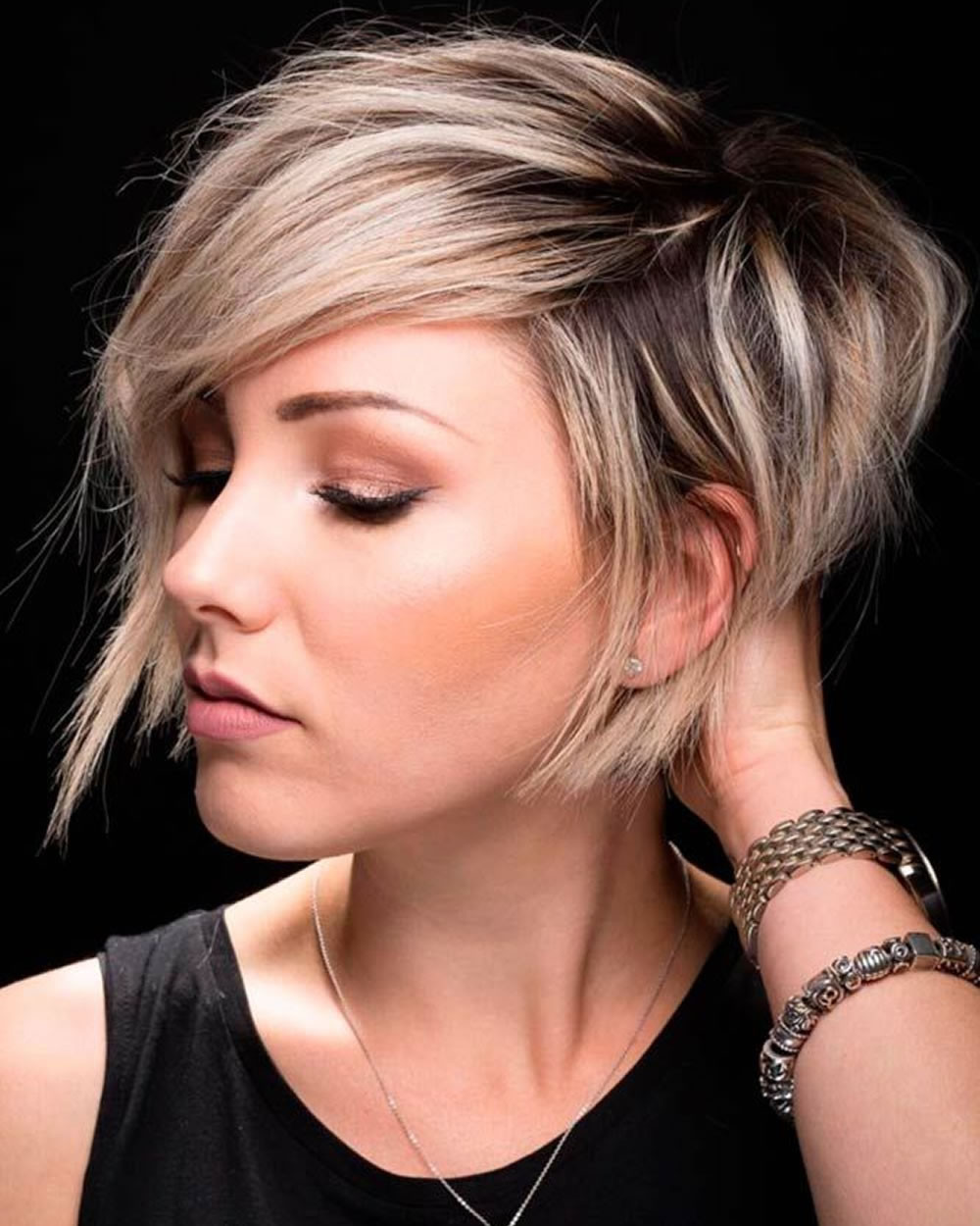 Best ideas about 2019 Female Haircuts . Save or Pin Short Haircuts and Make up Preferences for 2018 2019 Now.