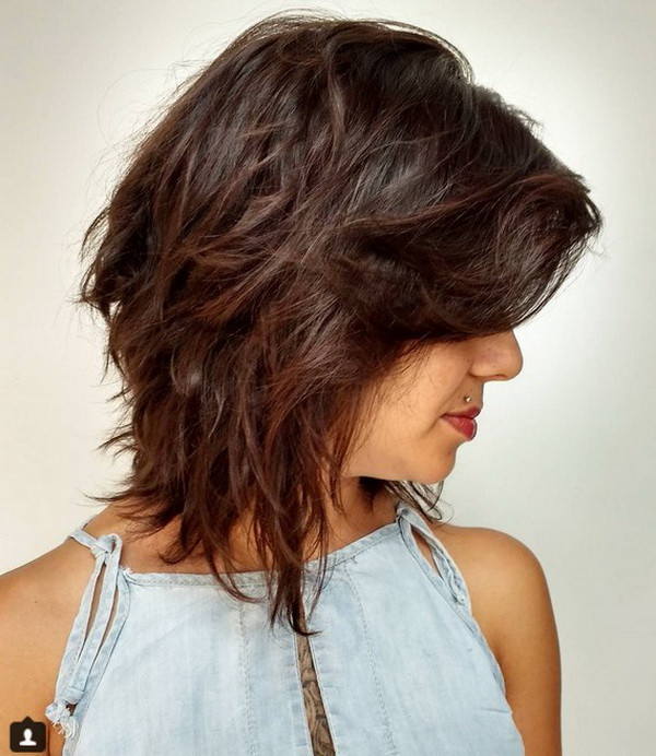 Best ideas about 2019 Medium Haircuts . Save or Pin 35 Top Bob Haircuts 2018 for Fine Hair Goostyles Now.