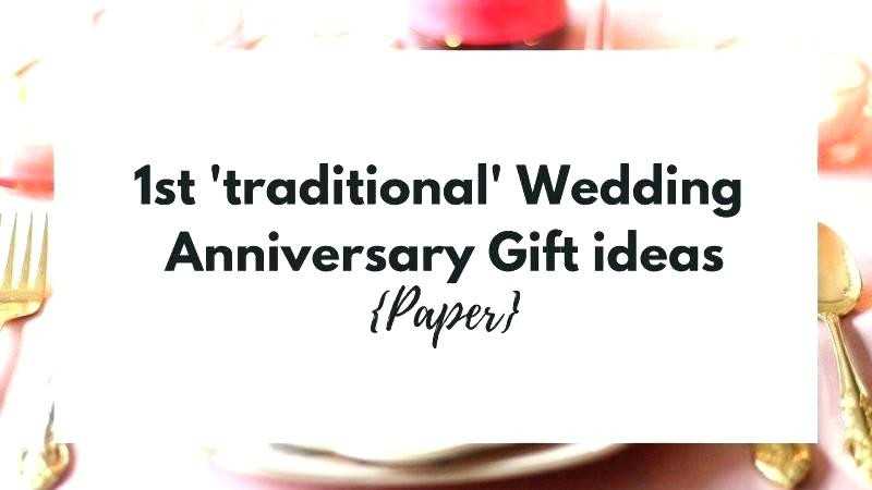 Best ideas about 23Rd Wedding Anniversary Gift Ideas Husband . Save or Pin 100 1st Year Anniversary Gift For Husband Unique Now.