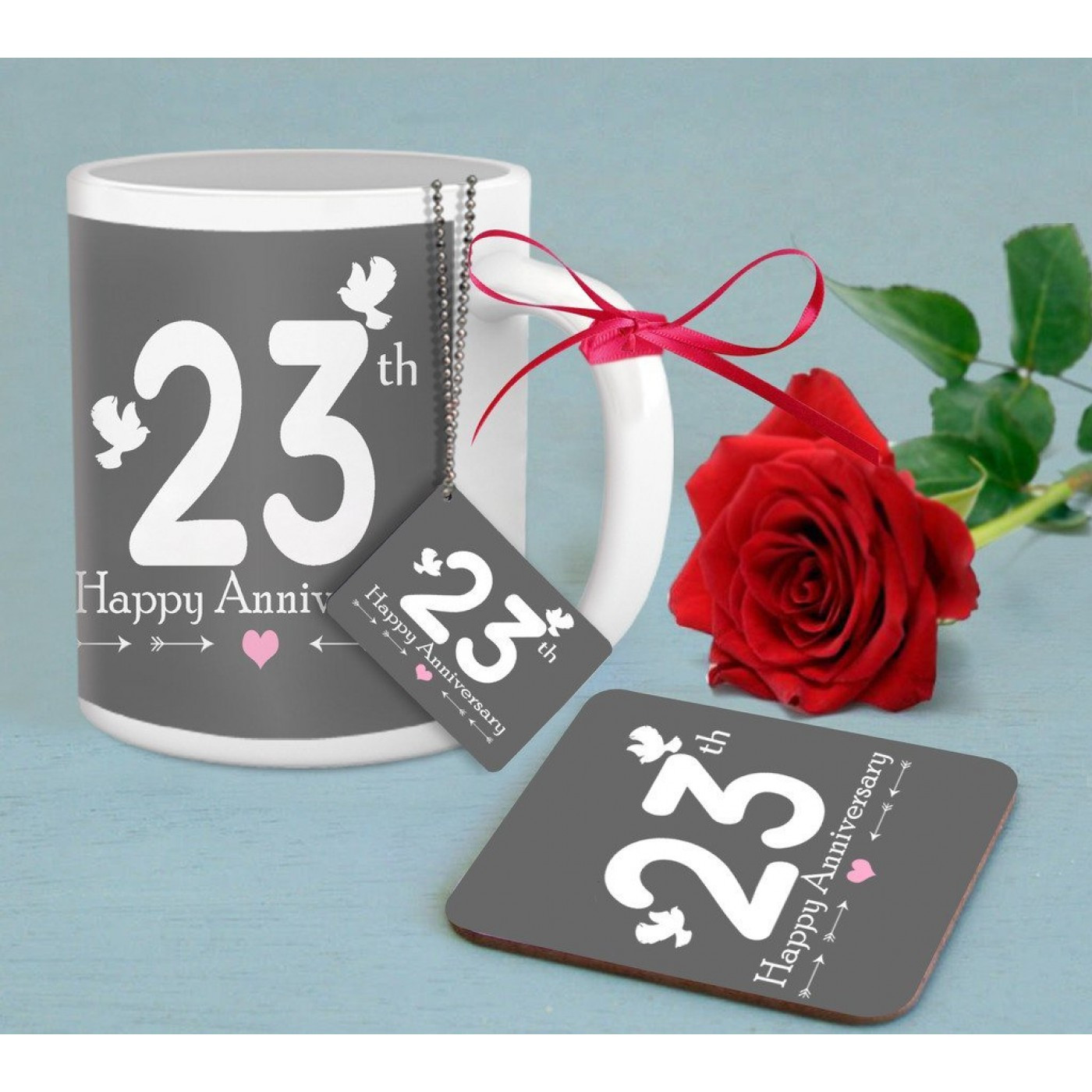 Best ideas about 23Rd Wedding Anniversary Gift Ideas Husband . Save or Pin 23rd Anniversary Gift For Husband Gift Ftempo Now.