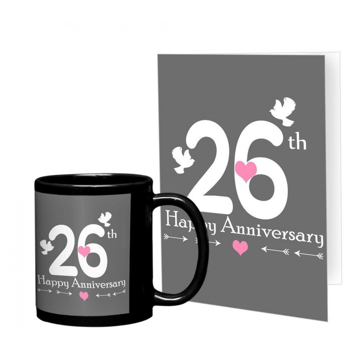 Best ideas about 23Rd Wedding Anniversary Gift Ideas Husband . Save or Pin 26th Marriage Anniversary Gift for Parents Father Mother Now.