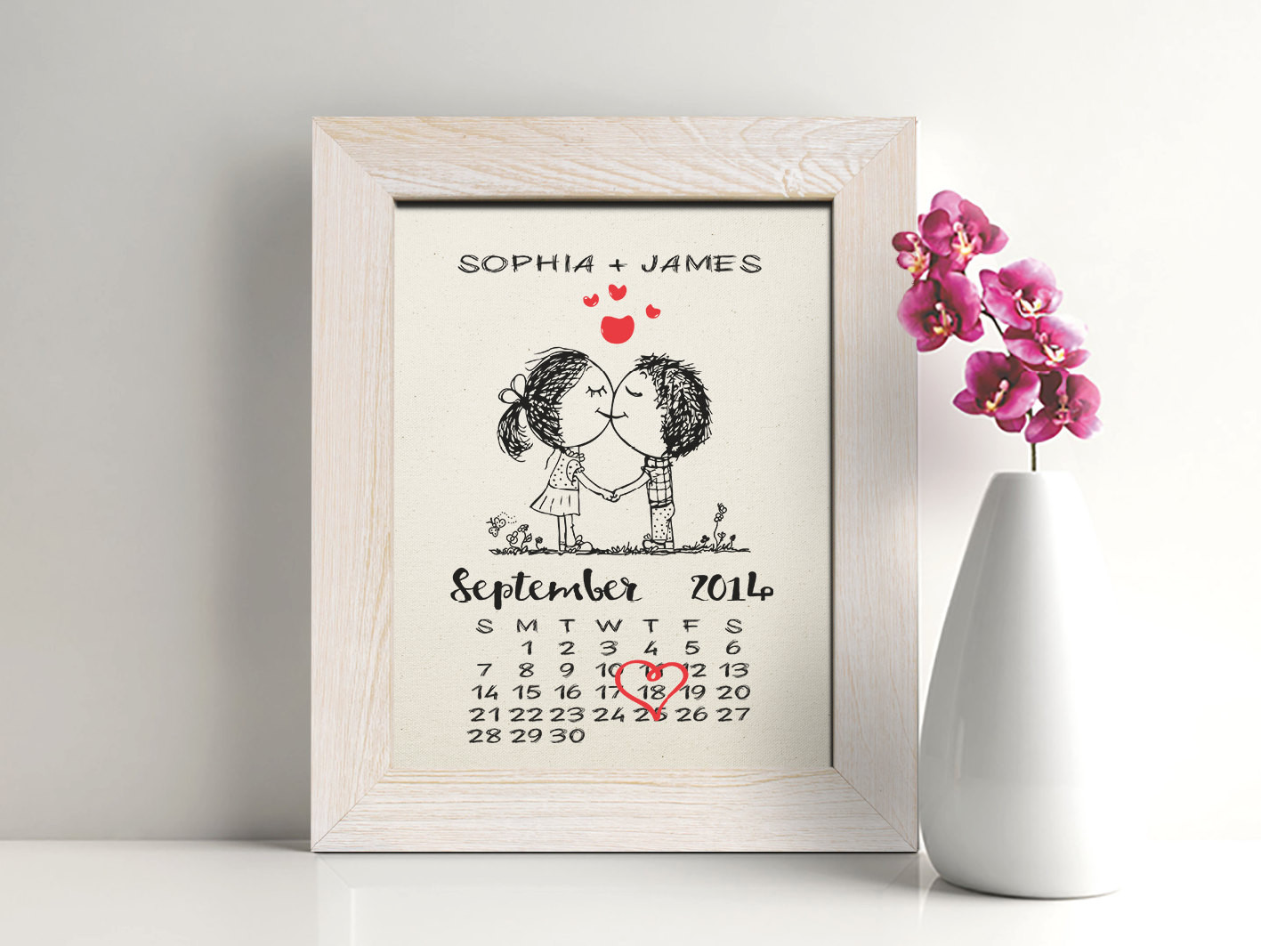 Best ideas about 2Nd Anniversary Gift Ideas For Her . Save or Pin 2nd anniversary cotton t Cotton Anniversary Gift for Her Now.