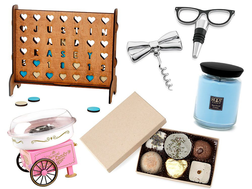 Best ideas about 2Nd Anniversary Gift Ideas For Her . Save or Pin 2nd Anniversary Gift Ideas Now.