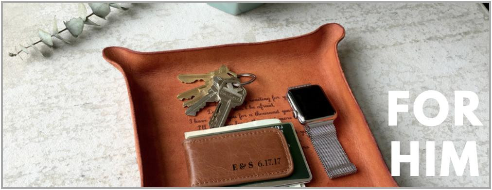Best ideas about 3 Year Anniversary Gift Ideas For Him . Save or Pin 3rd Anniversary Gifts Leather Now.