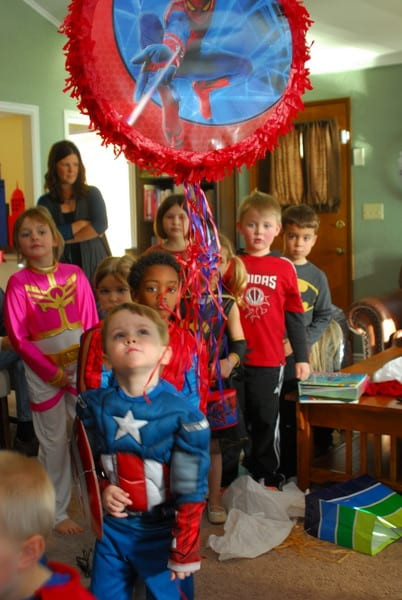 Best ideas about 3 Year Old Birthday Party Ideas . Save or Pin How to Host a Super Cool Superhero Birthday Party Now.