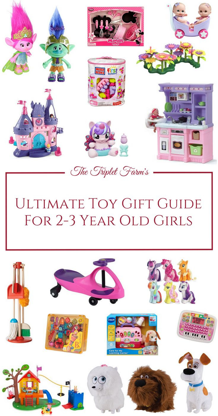 Best ideas about 3 Year Old Christmas Gift Ideas . Save or Pin Are you searching for the best toys for 2 3 year old girls Now.