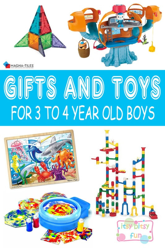 Best ideas about 3 Year Old Christmas Gift Ideas . Save or Pin Best Gifts for 3 Year Old Boys in 2017 Itsy Bitsy Fun Now.