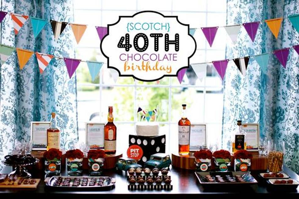Best ideas about 40Th Birthday Gift Ideas For Men . Save or Pin 40th Birthday Party Favors For Men Uk MARGUSRIGA Baby Now.
